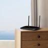 300Mbps 無線 N 4G LTE路由器 TL-MR6400 Ver3.1 - 黑色