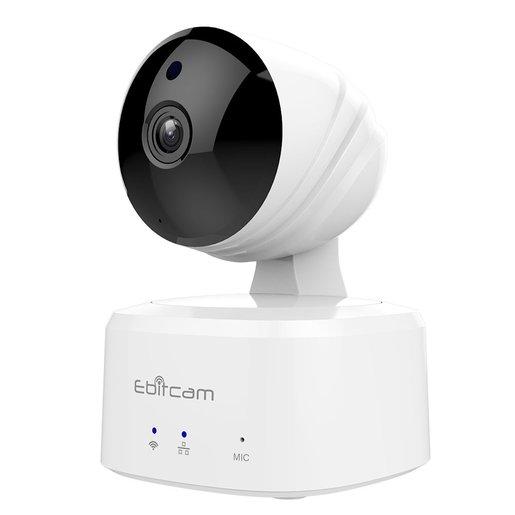 E2 多功能智慧雲台攝影機 - 720p - 白色 #監控 家用 安全 室內 攝像頭