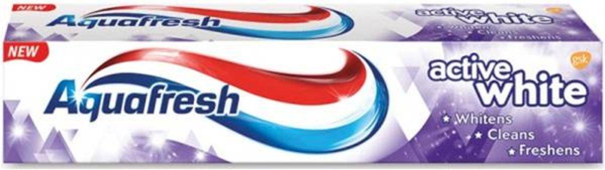 家護美白牙膏 125ml (平行進口)