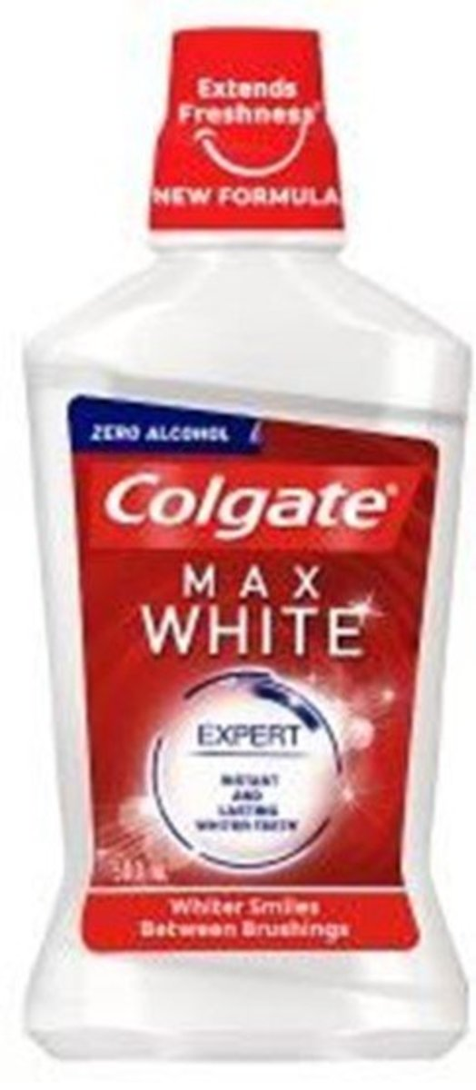 MOUTHWASH 250ml - MAX WHITE
