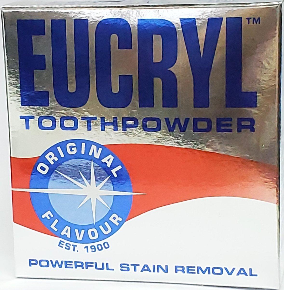 原味潔牙粉 50g (平行進口)