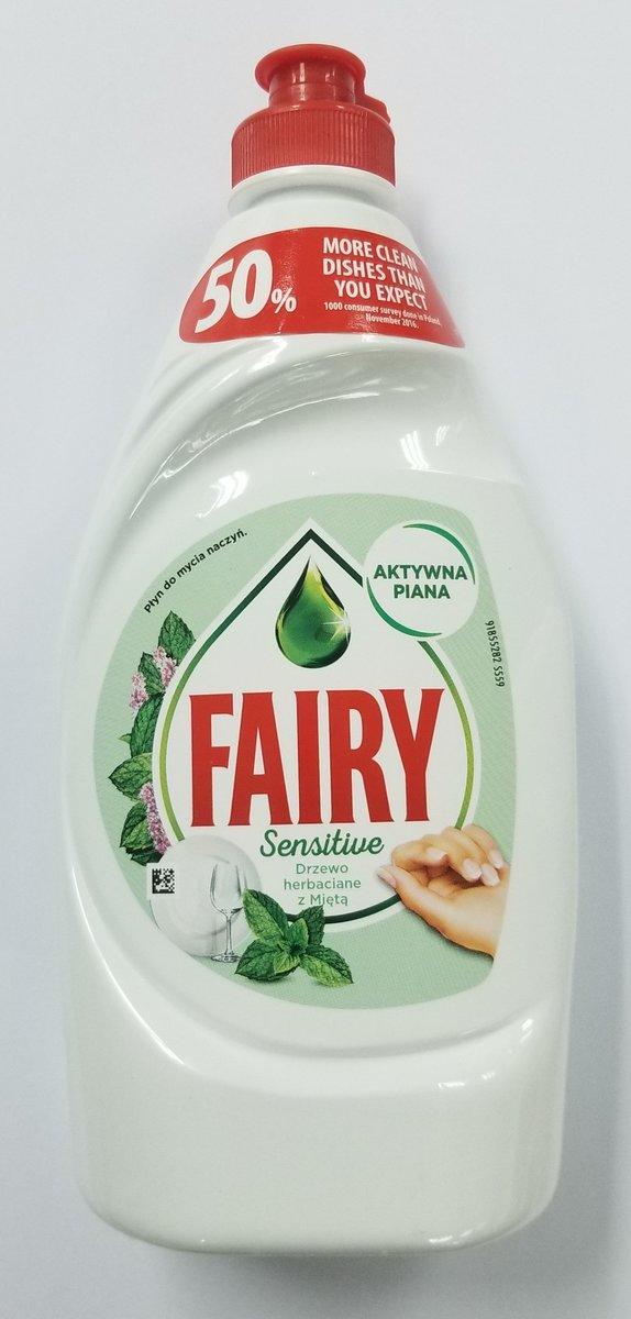 洗潔精-茶樹和薄荷防敏 450ml (平行進口)