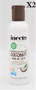 INECTO NATURALS 椰子護髮素 90毫升 2件
