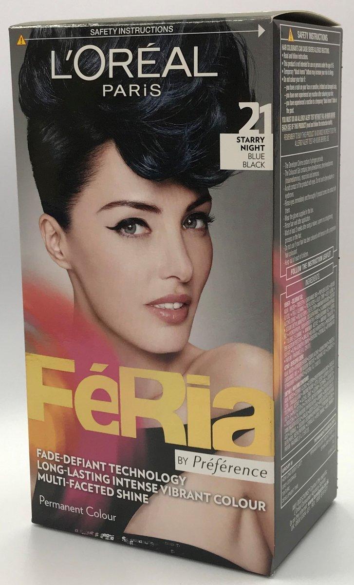 FERIA COLOUR 3D STARRY NIGHT 2.1 1 box (parallel import good)