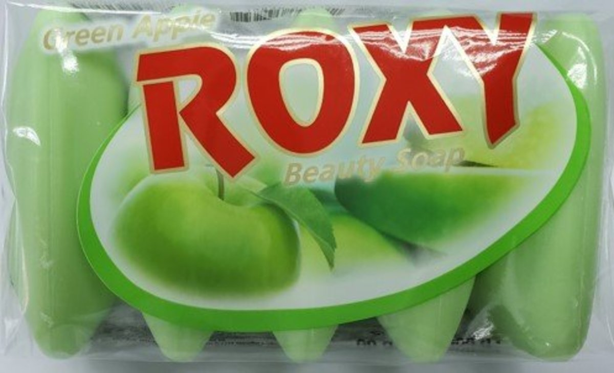SOAP - APPLE 60g*5 (parallel import good)