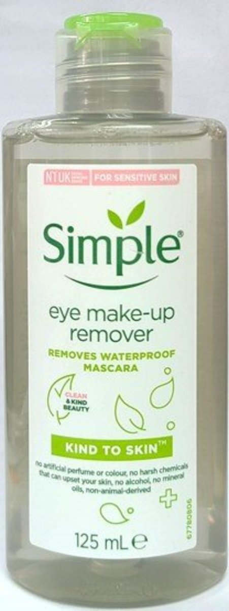 EYE MAKE UP REMOVER 125ml