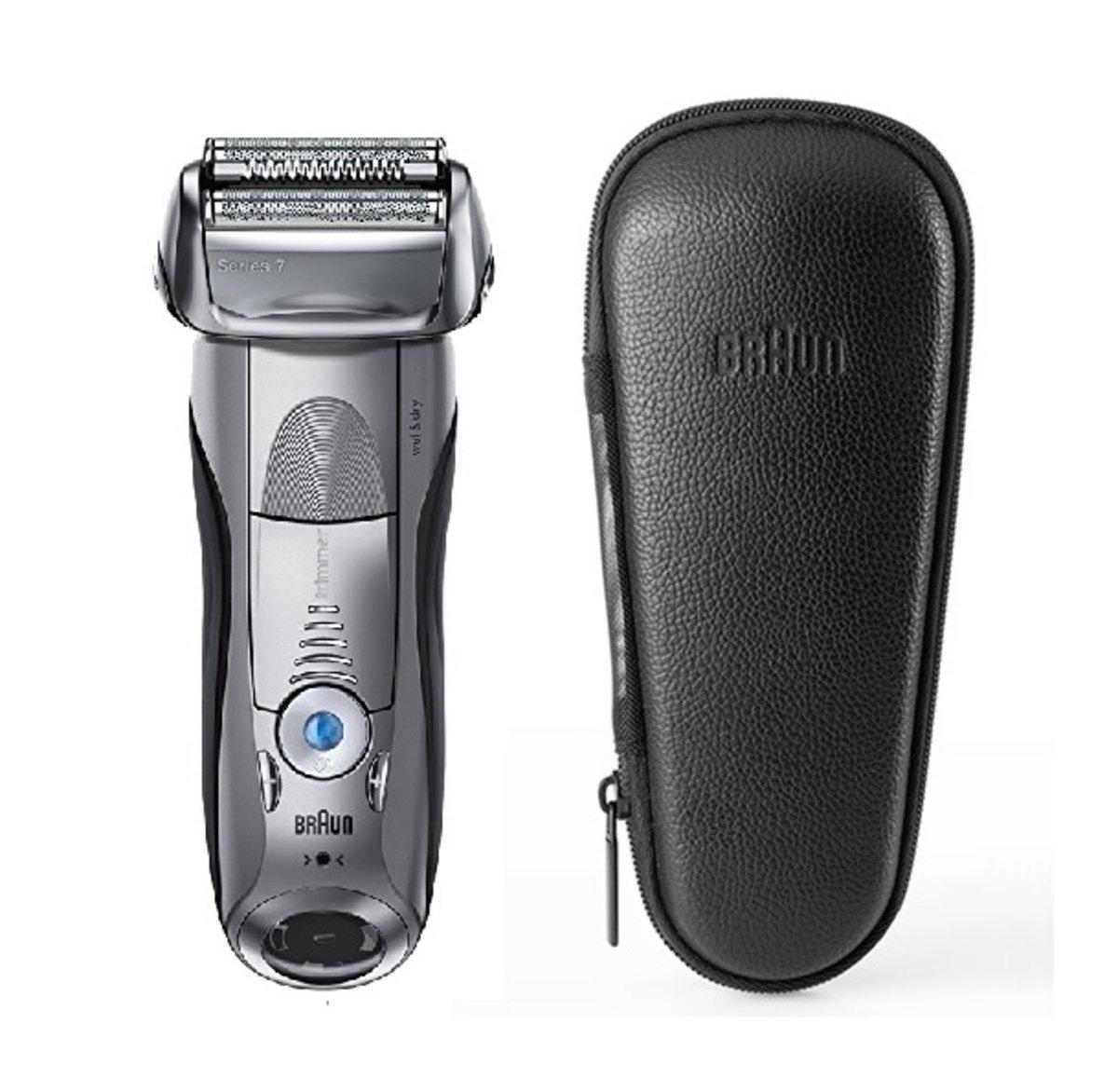 Braun Shavers Series 7 7893s-SP