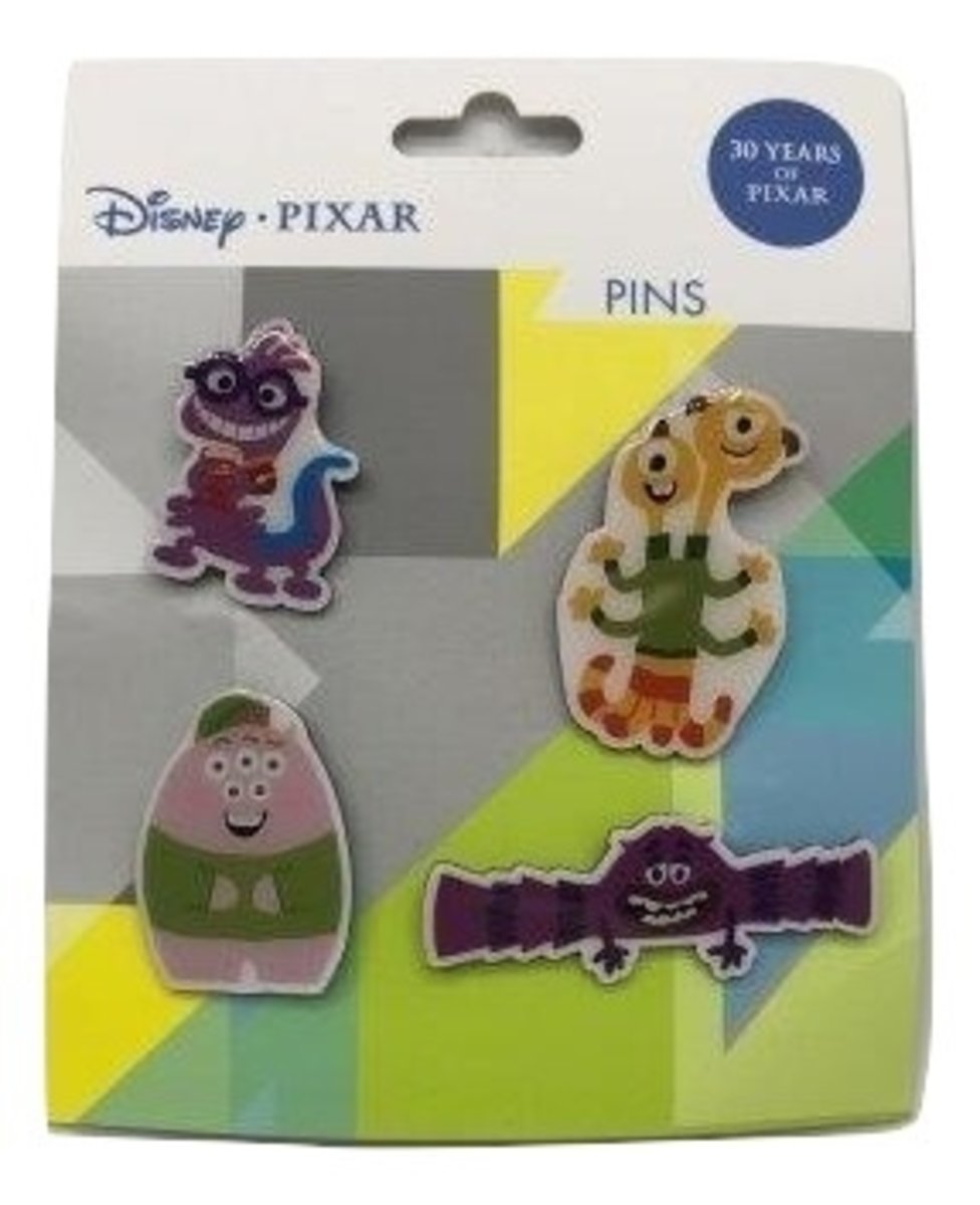 Pin-A [Licensed by Disney]