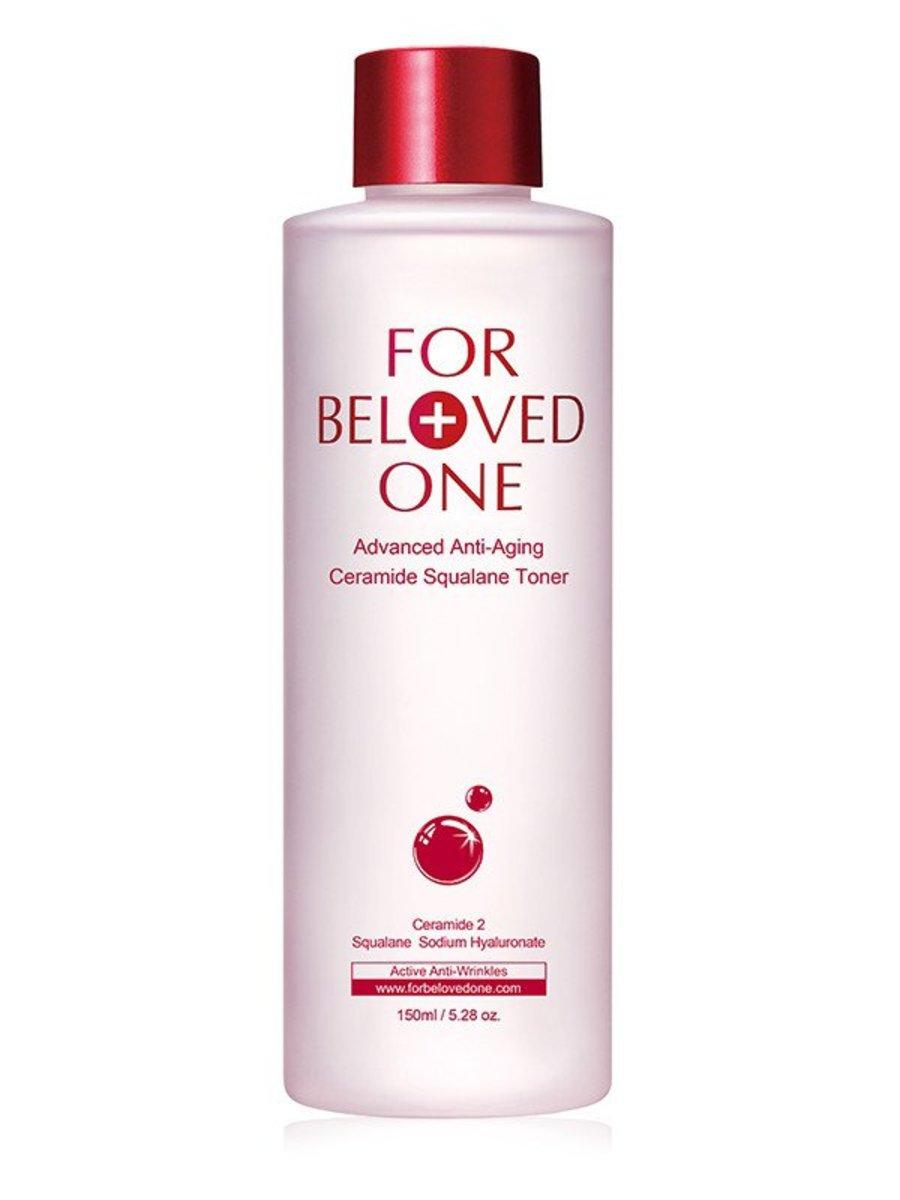 Authorised Goods - Advanced Anti-Aging Ceramide Squalance Toner 150ML - 全能抗皺神經醯胺角鯊化妝水 150ML