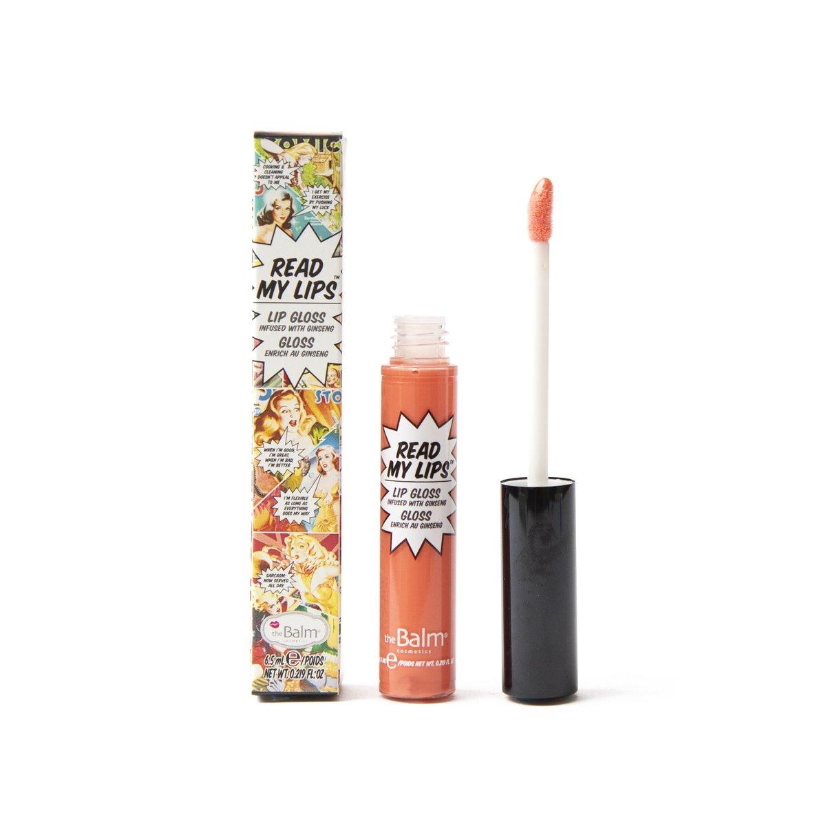 Read My Lips lipgloss- POP! - 讀我唇人篸精華唇彩-潮流橘