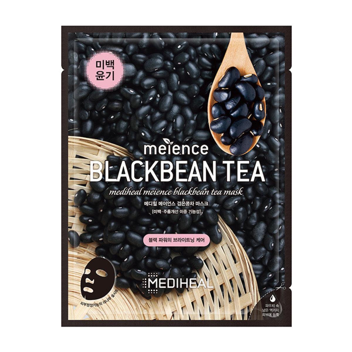 Authorised Goods - Mediheal Meience Blackbean Tea Mask