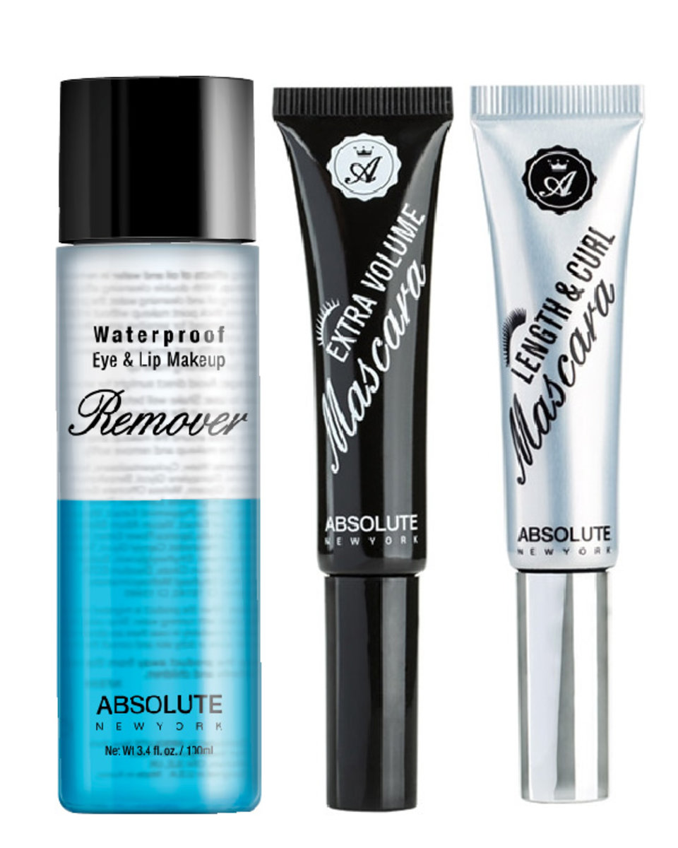 Instant Length and Volume Mascara Set