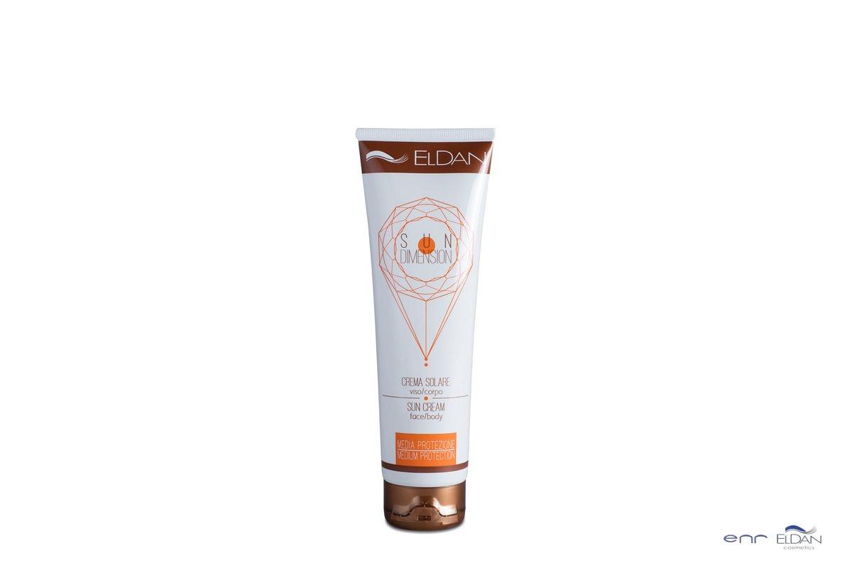 Medium Protection Sun Cream SPF25 150ml (Salon size)