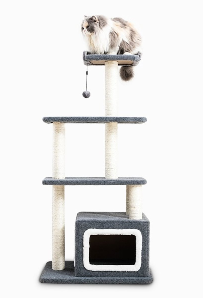 貓跳台-M (130cm 大型貓窩款)