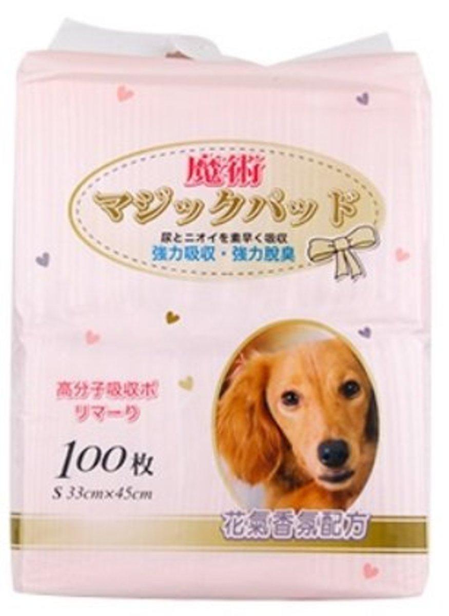Depend Magic Flower Pet Pet Pads - Small Size (100 pcs)