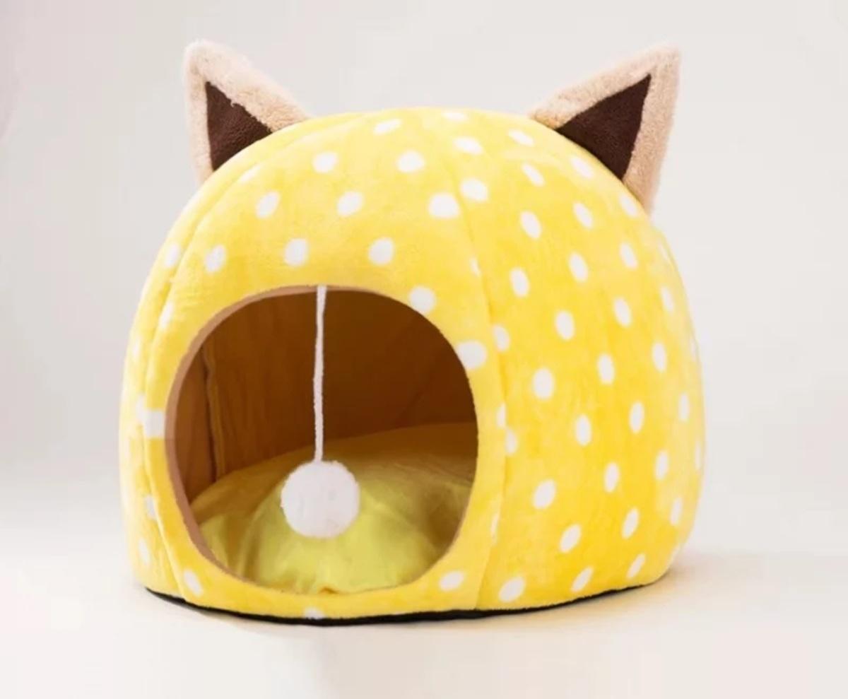 南瓜寵物床 (無框)- 貓