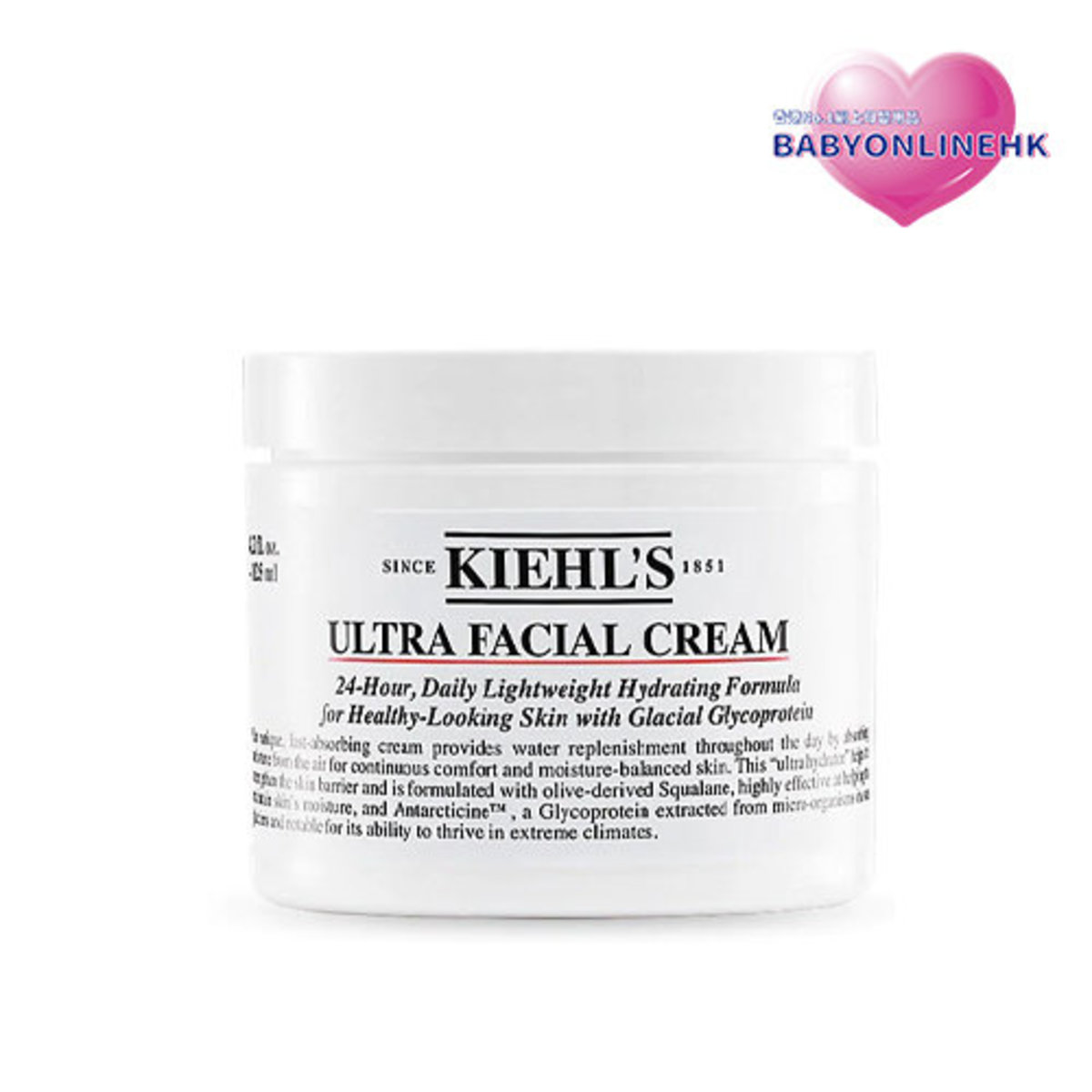 Ultra Facial Cream 125ml (Parallel Imports Product)