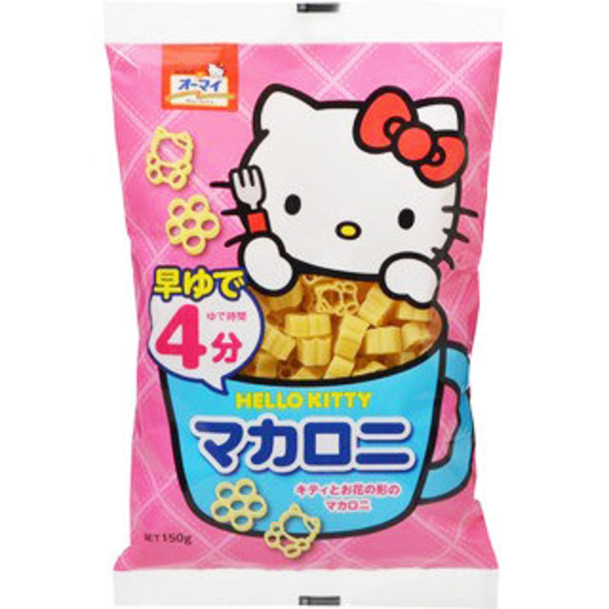 Hello Kitty Macaroni 150g (Parallel Imports Product)