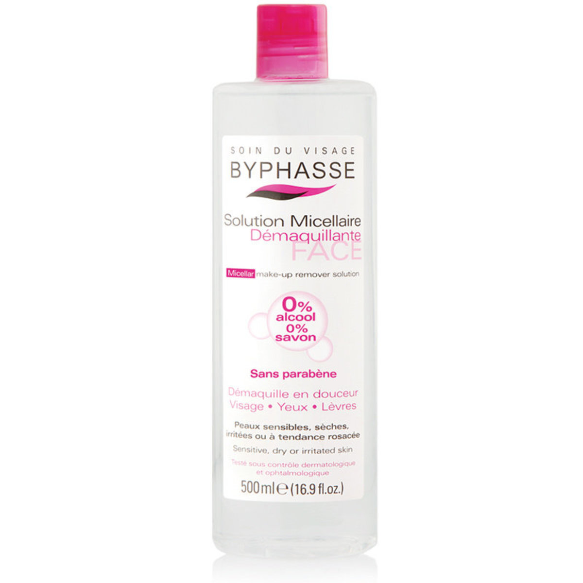 Micellar Make-Up Remover Solution 500ml (Parallel imported products)