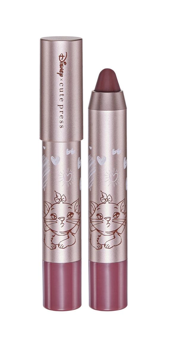 富貴貓絲滑唇膏筆 - 葡萄紫 (韓國製)