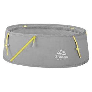 AONIJIE W8101 跑步腰帶 - 黃色