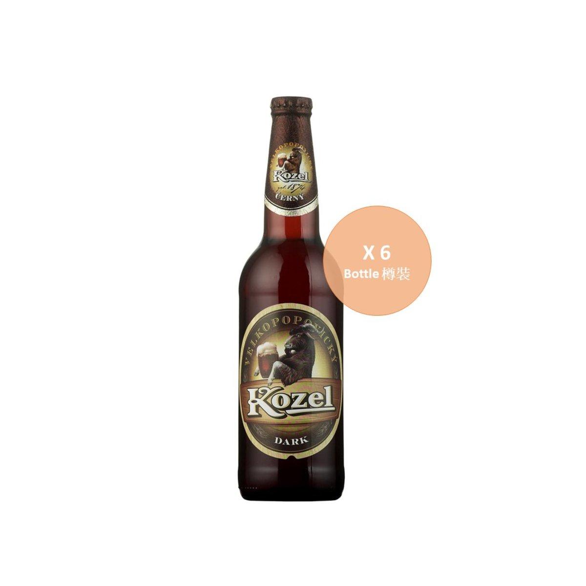 黑拉格啤酒 - 6樽裝