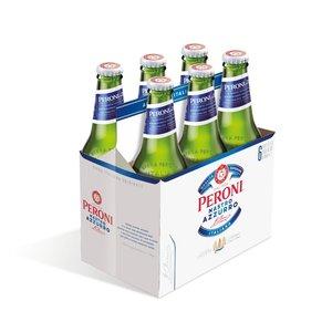Peroni 意大利頂級啤酒 - 6細樽裝 330毫升 x 6