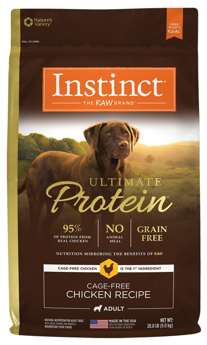 Ultimate Protein® Cage-Free Chicken Recipe 20lb (Best by 24.10.2019)