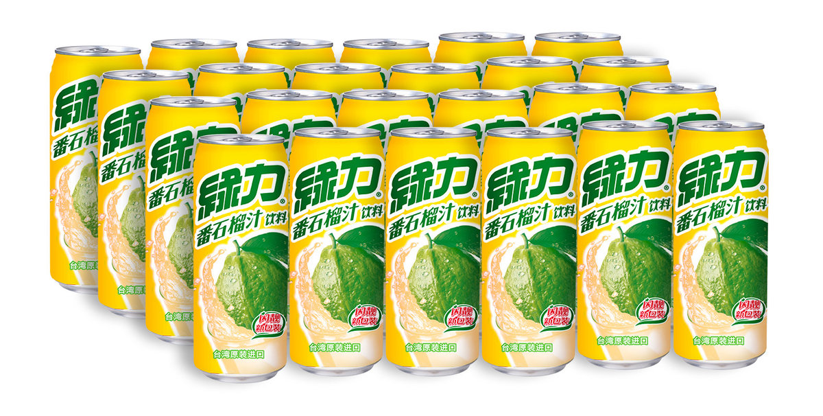 Green Power Guava Juice Drink