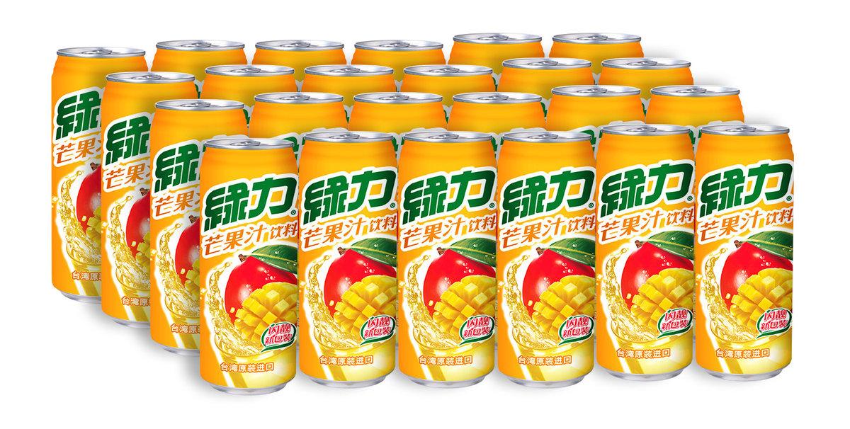 Green Power Mango Juice