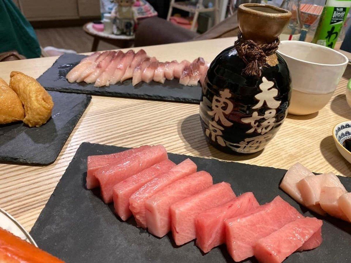 日本北海道 O Toro 中トロ大拖羅 (300-340g)