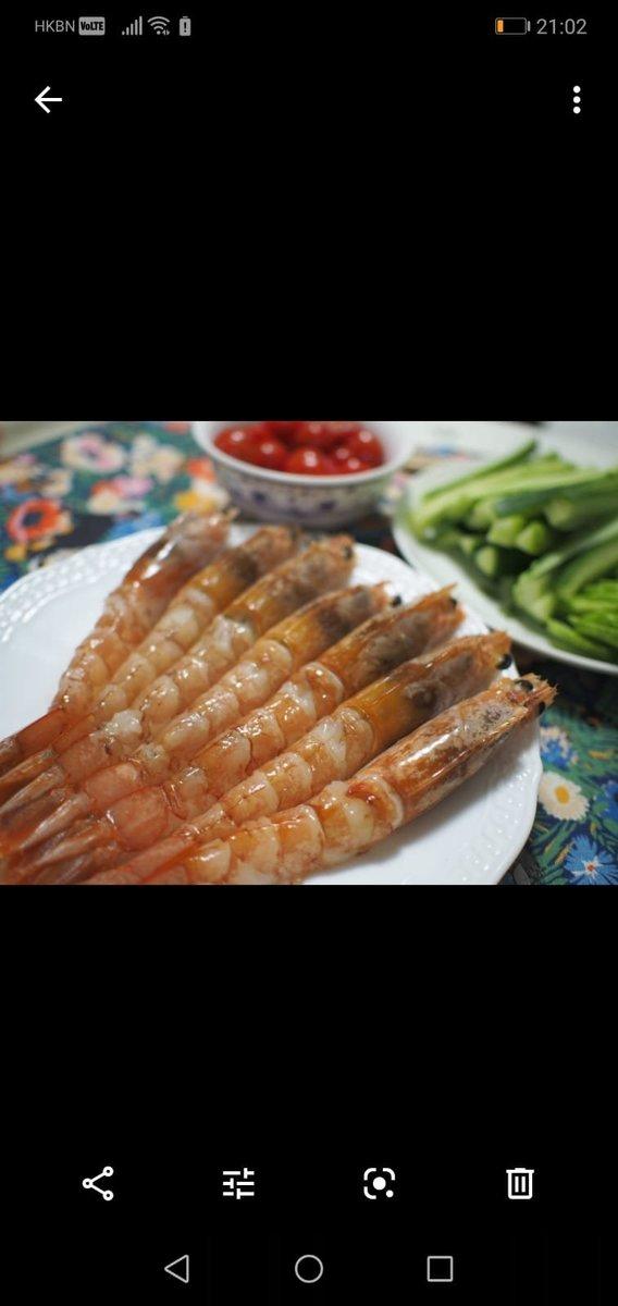 Argentine Red Shrimp (10pcs)