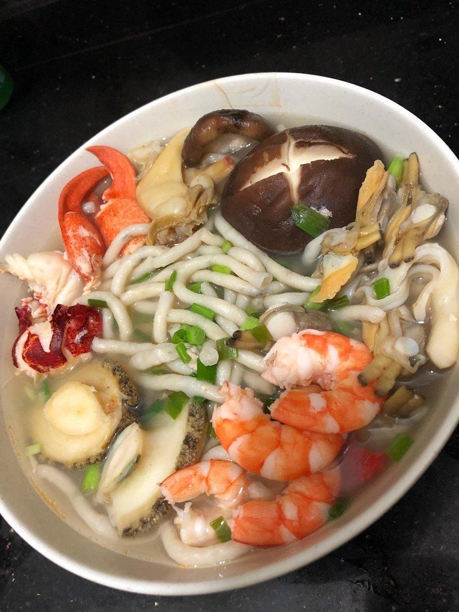 香港仔本地漁民特產自家製魚麵 ( 200g)