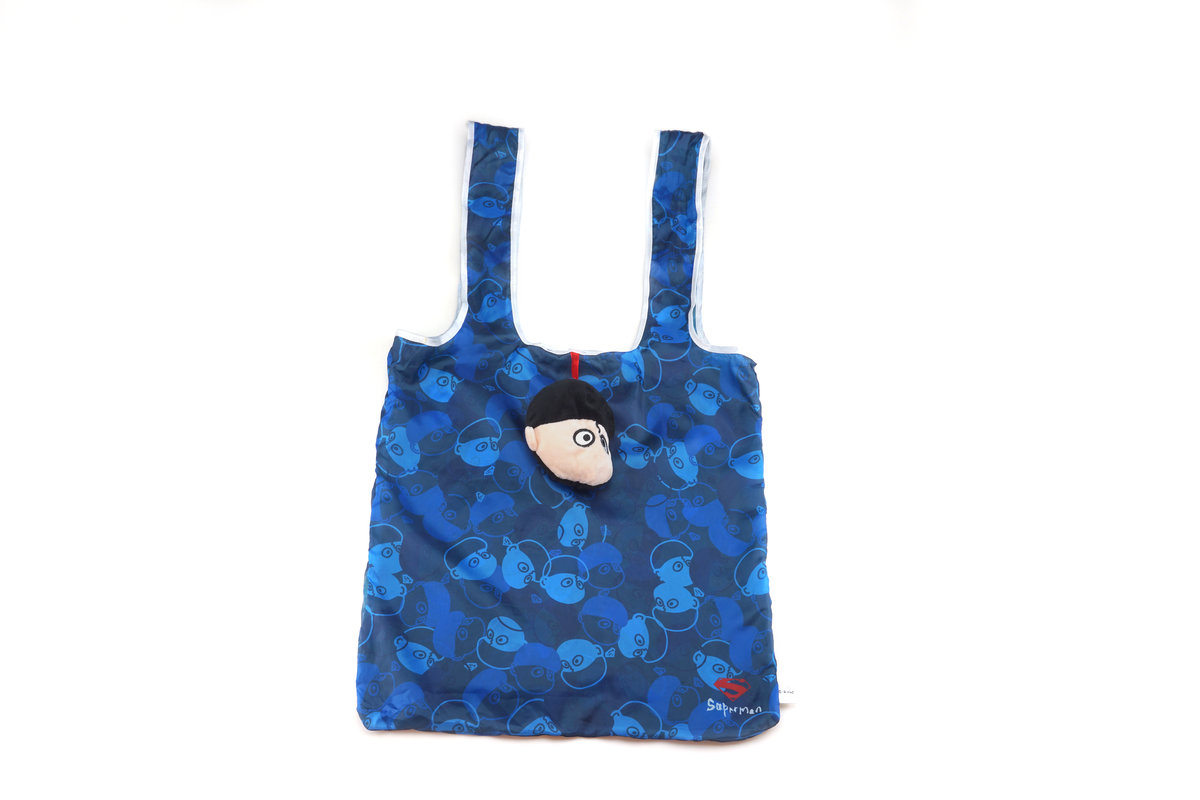 [Soap Studio] JLC Plush Eco Bag Superman