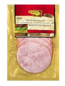 Harvest Meats 加拿大煙熏煙肉 (薄切片) 250克