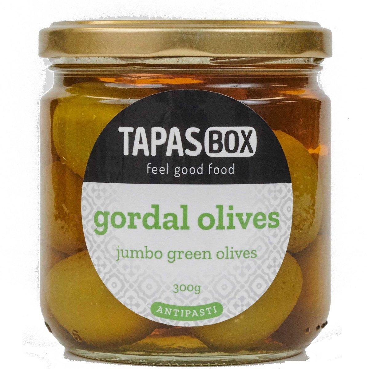 (5 pax) Jumbo Gordal Green Olives