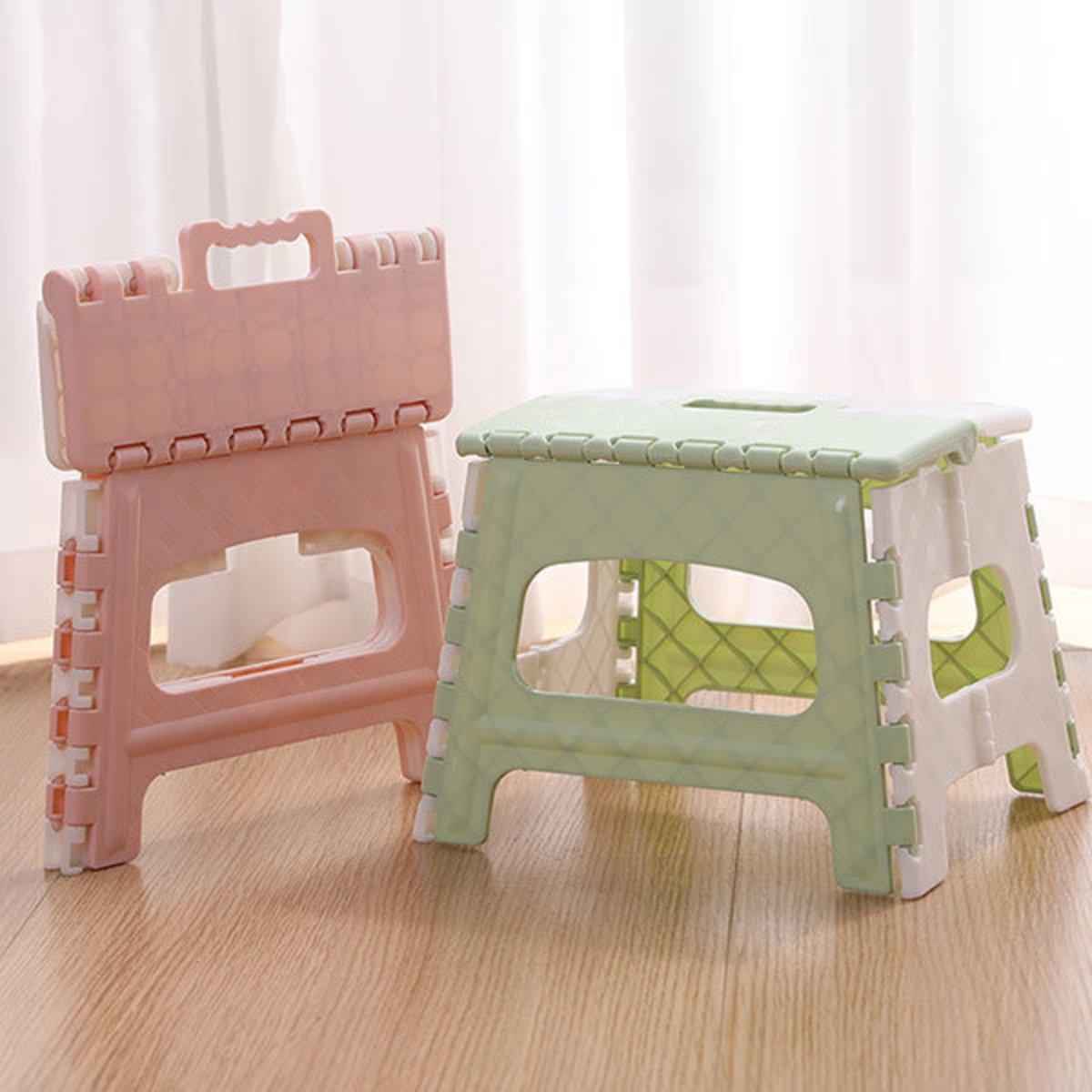 Household folding bench