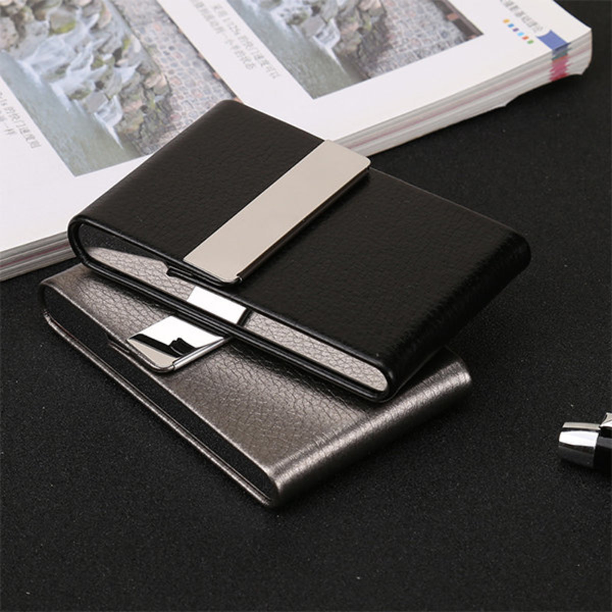 High quality fashion business card case