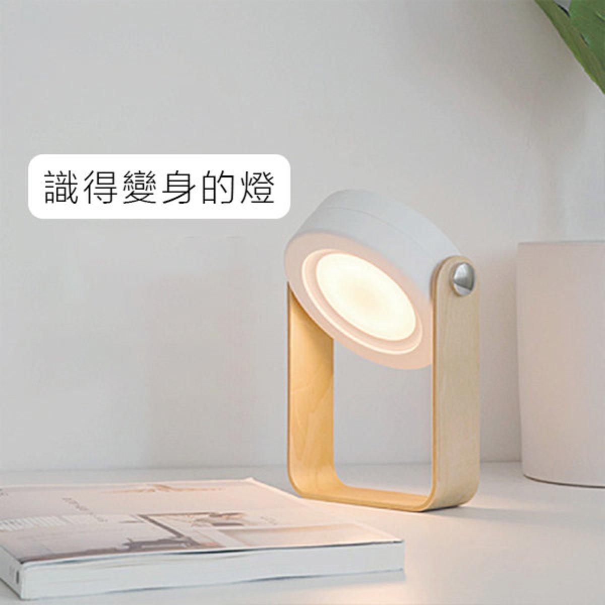 專利設計可折疊LED燈籠檯燈