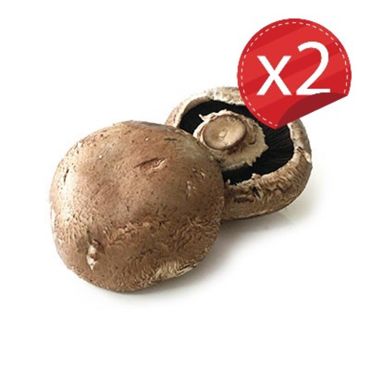 炭燒菇(2包/約100-300克)