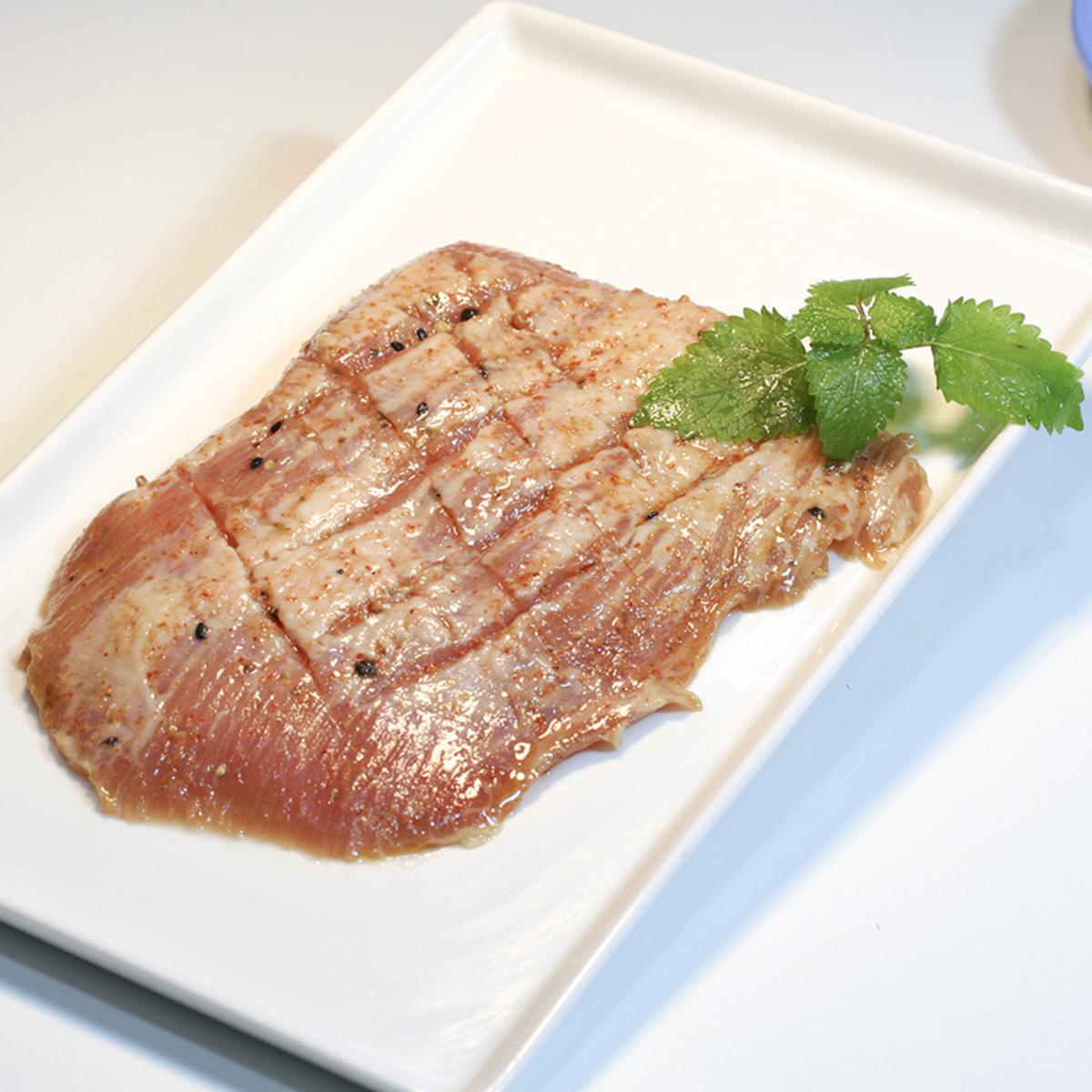 七味豬頸肉 (150g)