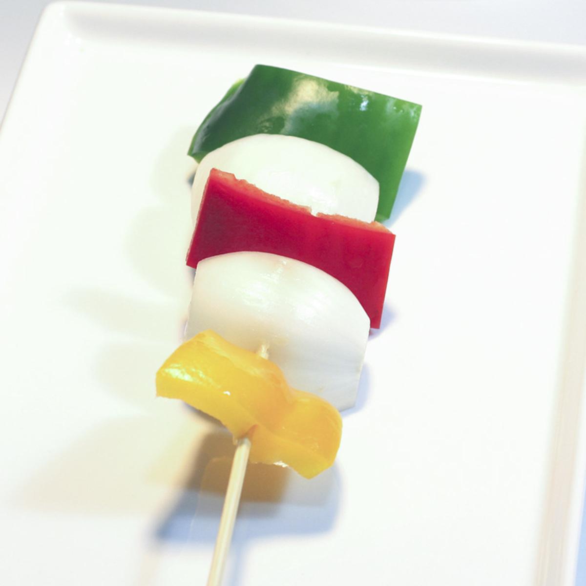 蔬菜串 (2串)