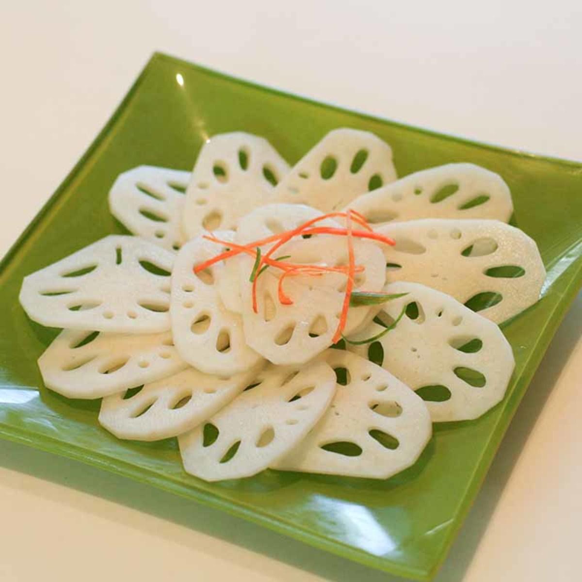 Fresh Lotus Root Thin Slice