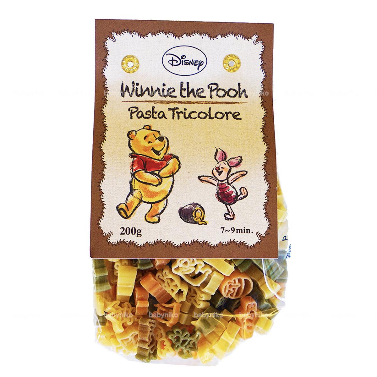 Nakato Winnie the Pooh Pasta Tricolore