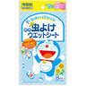 Asadaame Doraemon Mosquito repellent wipes for 6 month+