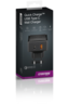 Cabstone 6A UK plug -Type C + QC 3.0 Wall Charger