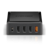 Cabstone 8A 5port Type C + QC 3.0 Charger