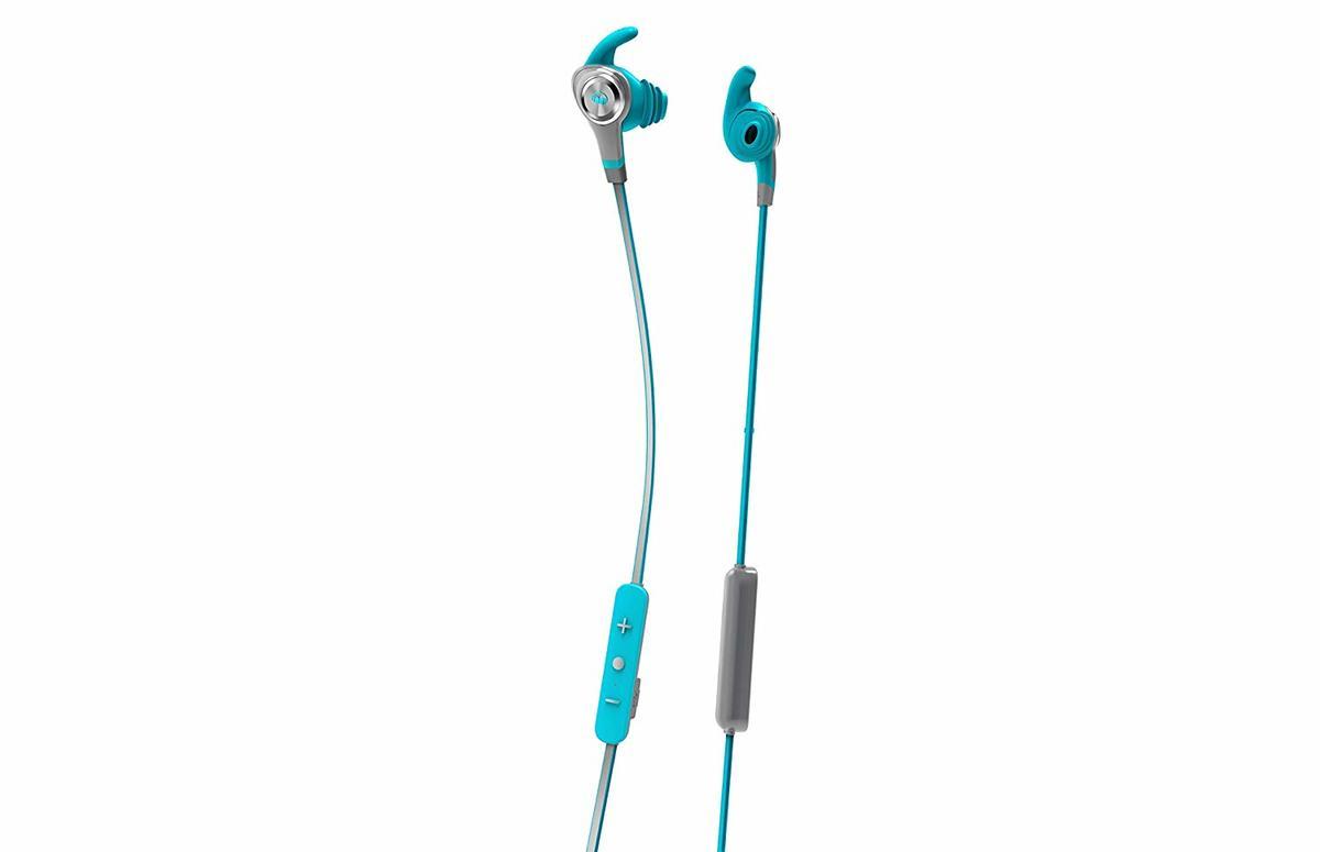ISPORT INTENSITY IN-EAR WIRELESS HEADPHONES (BLUE)