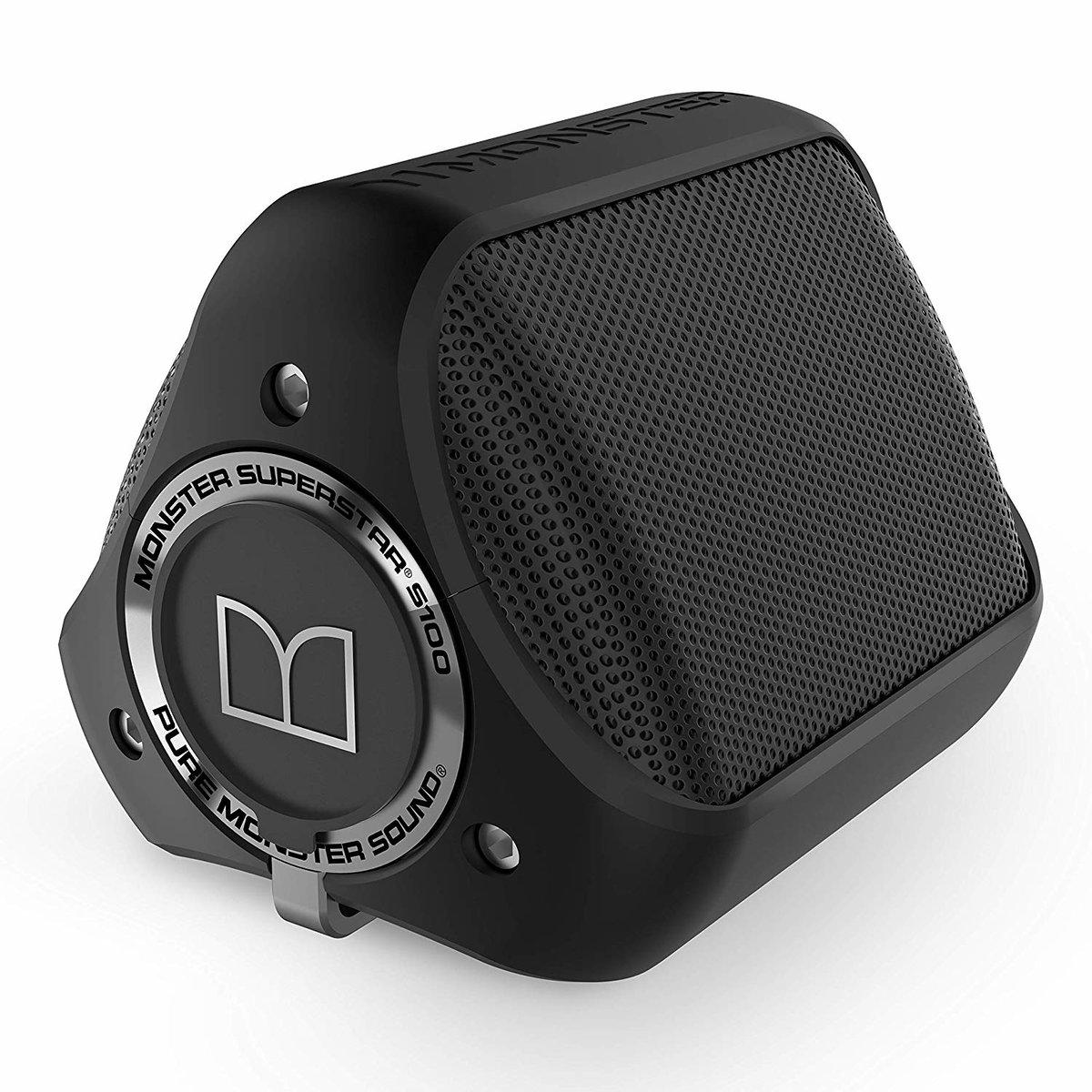 SUPERSTAR S100 無線音箱(黑色)