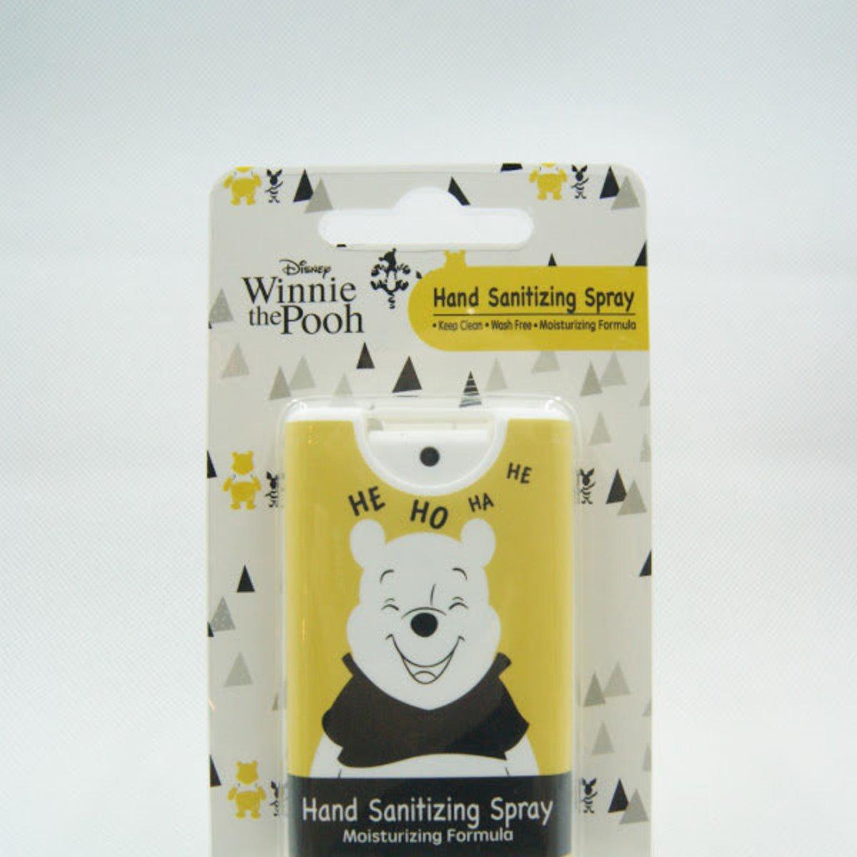 Winnie the Pooh Hand Sanitizer Spray 12ml DWP0007 x20 [Licensed by Disney]